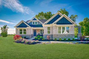 Everett - Triple Crown - Citations & Monarchos: Union, Ohio - Fischer Homes