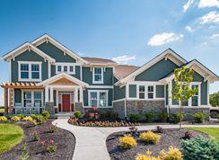 Stanton - Arcadia: Alexandria, Ohio - Fischer Homes