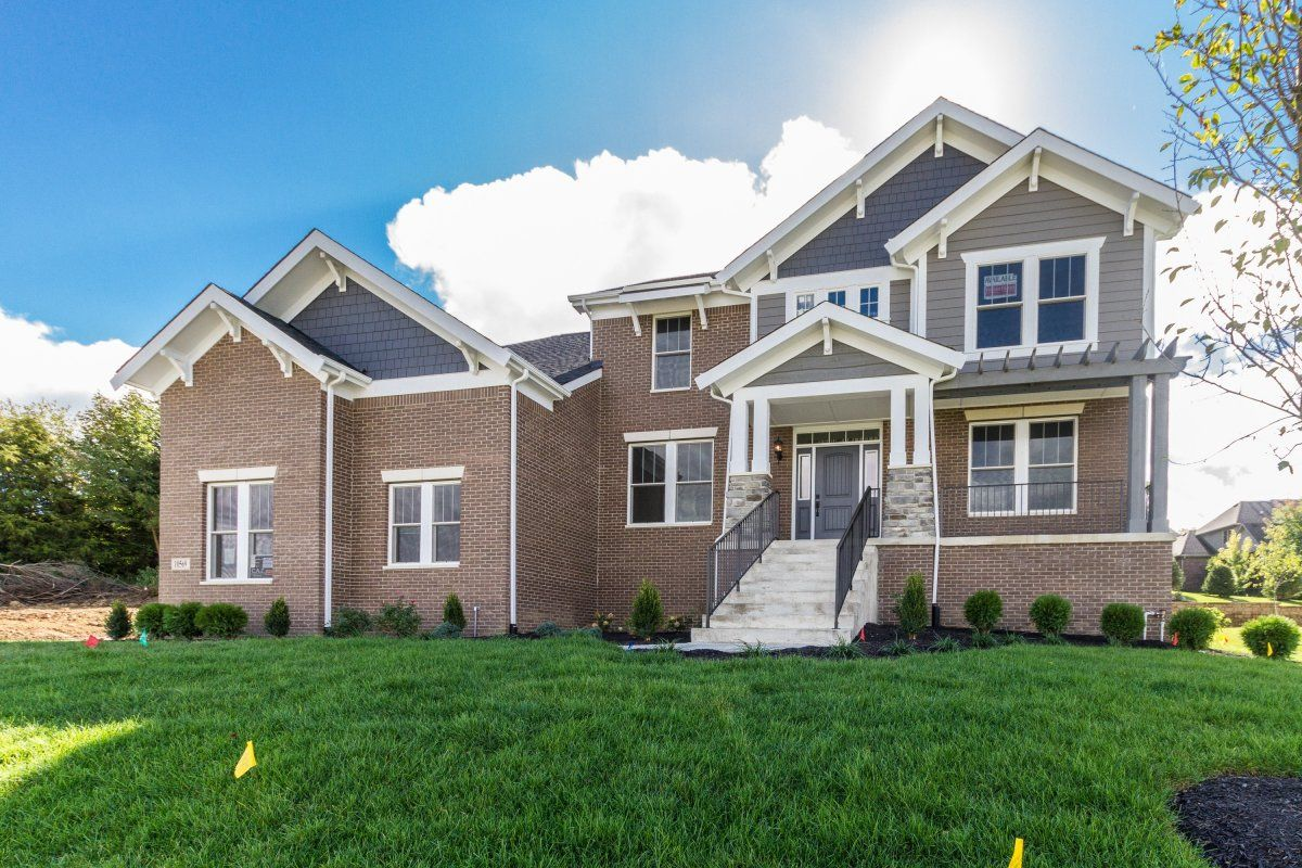 Exterior featured in the Stanton By Fischer Homes  in Columbus, OH
