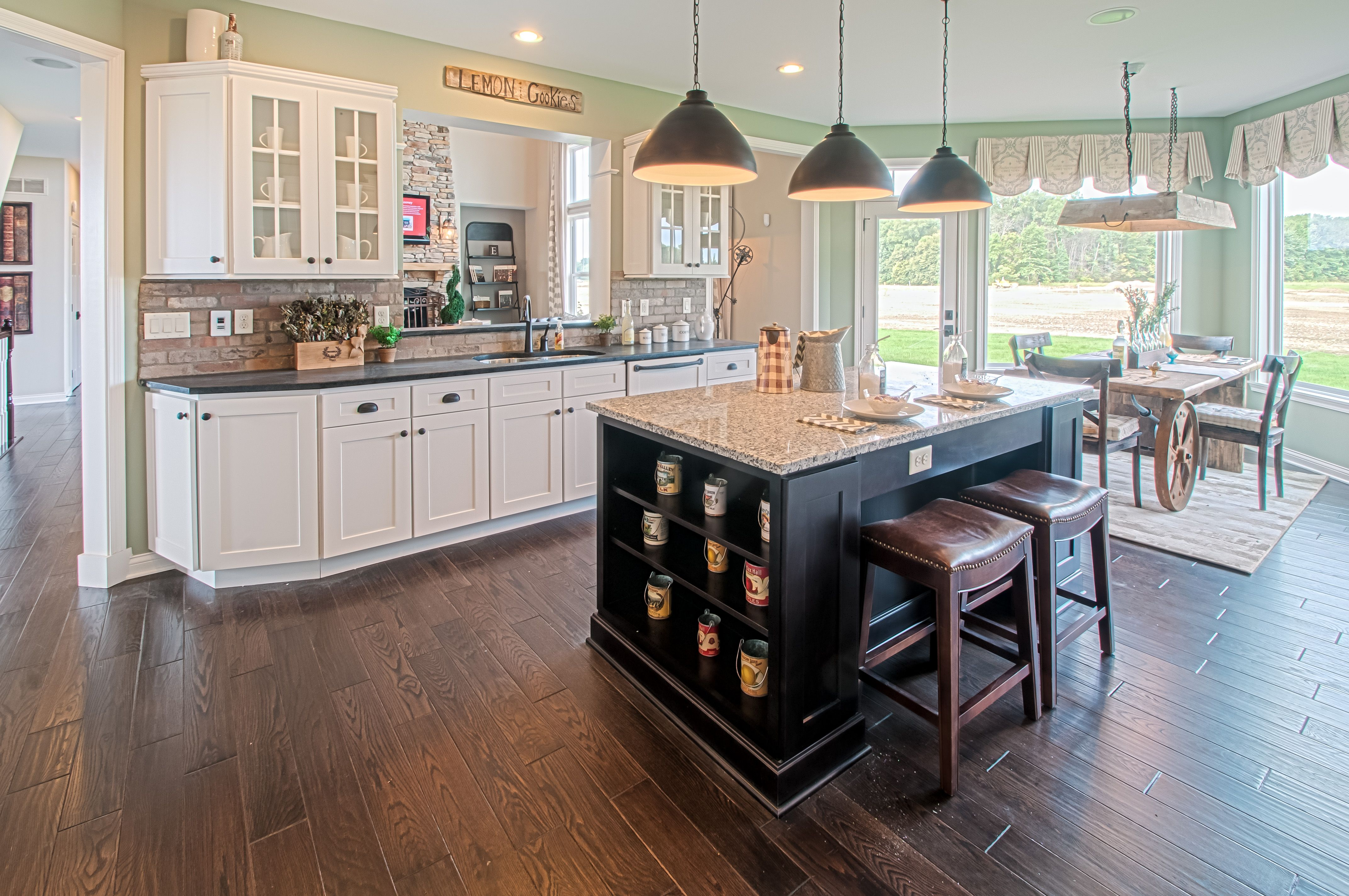 Kitchen featured in the Stanton By Fischer Homes  in Columbus, OH