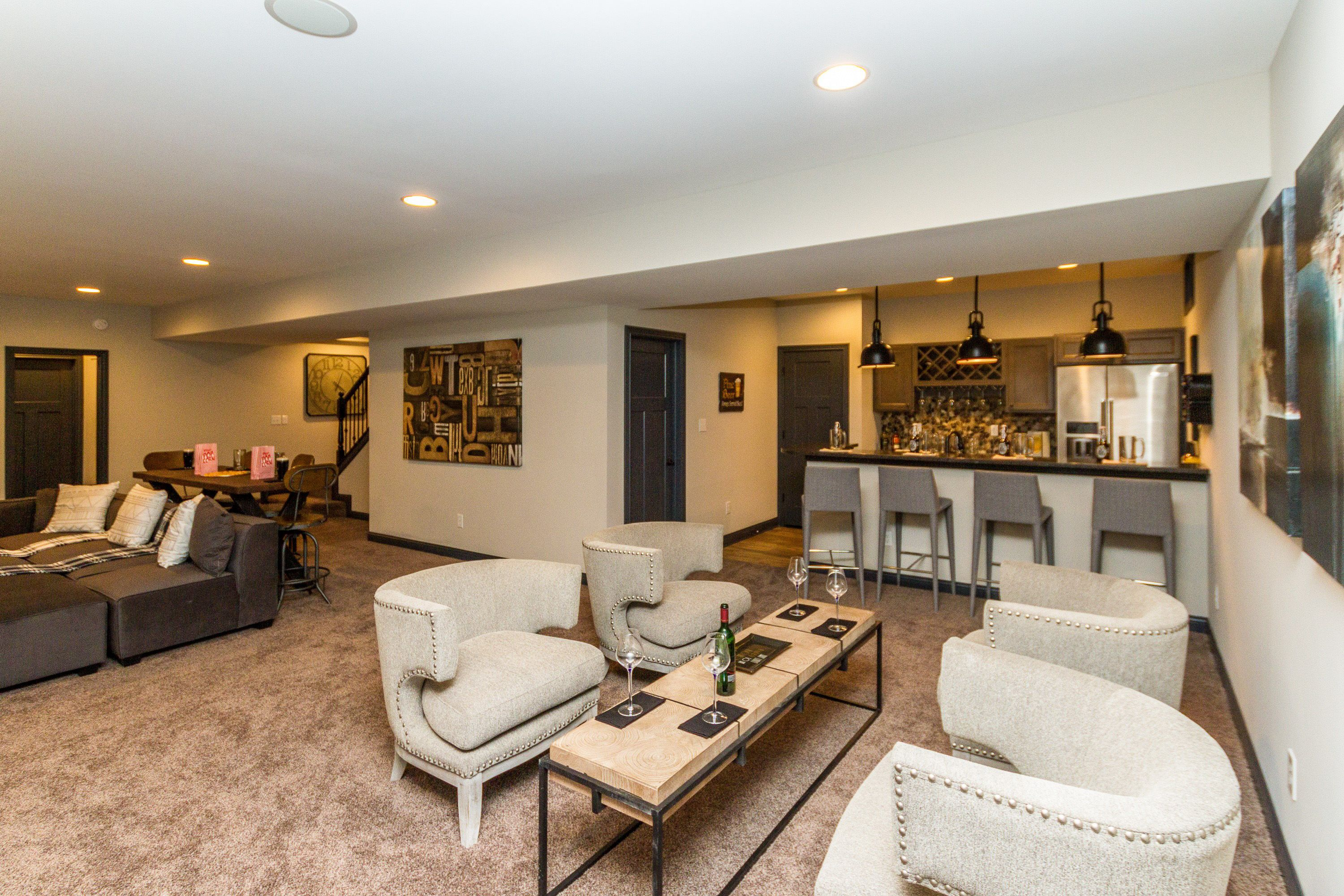 Living Area featured in the Stanton By Fischer Homes  in Columbus, OH