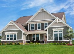 Keller - Legacy Ridge: West Chester, Ohio - Fischer Homes