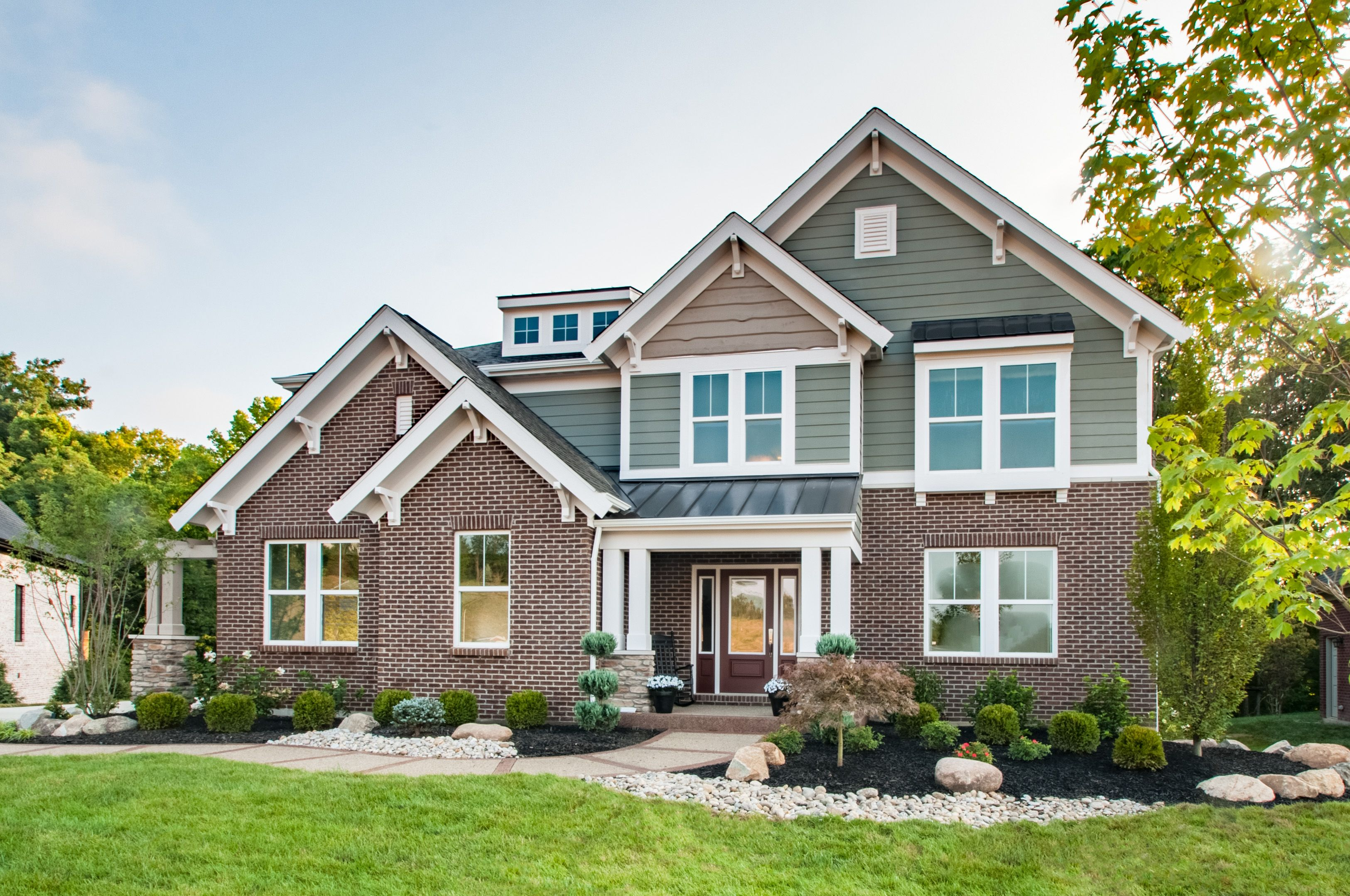 'Berlin Manor' by Fischer Homes  in Columbus