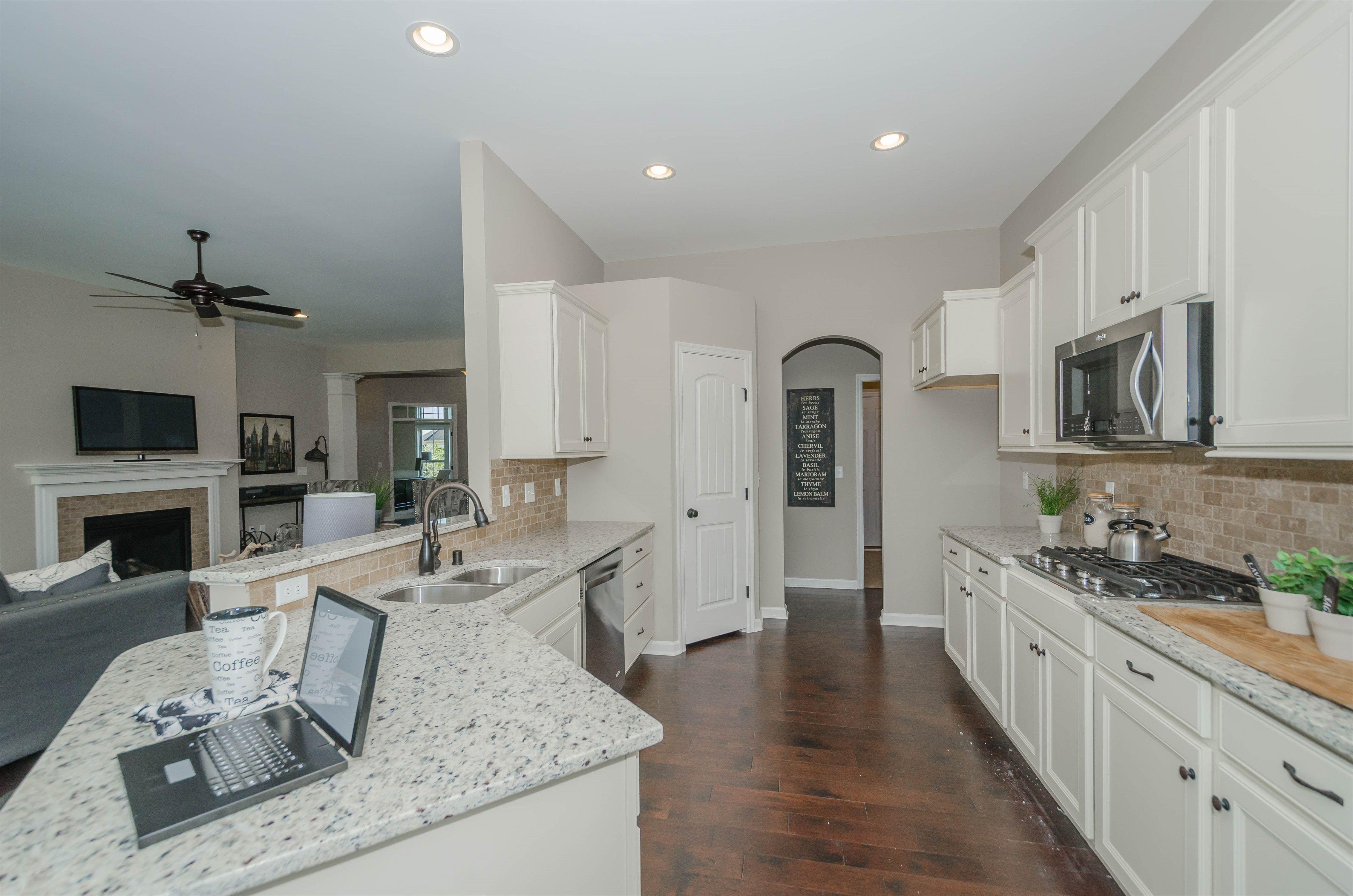 Kitchen featured in the Hayden By Fischer Homes  in Columbus, OH