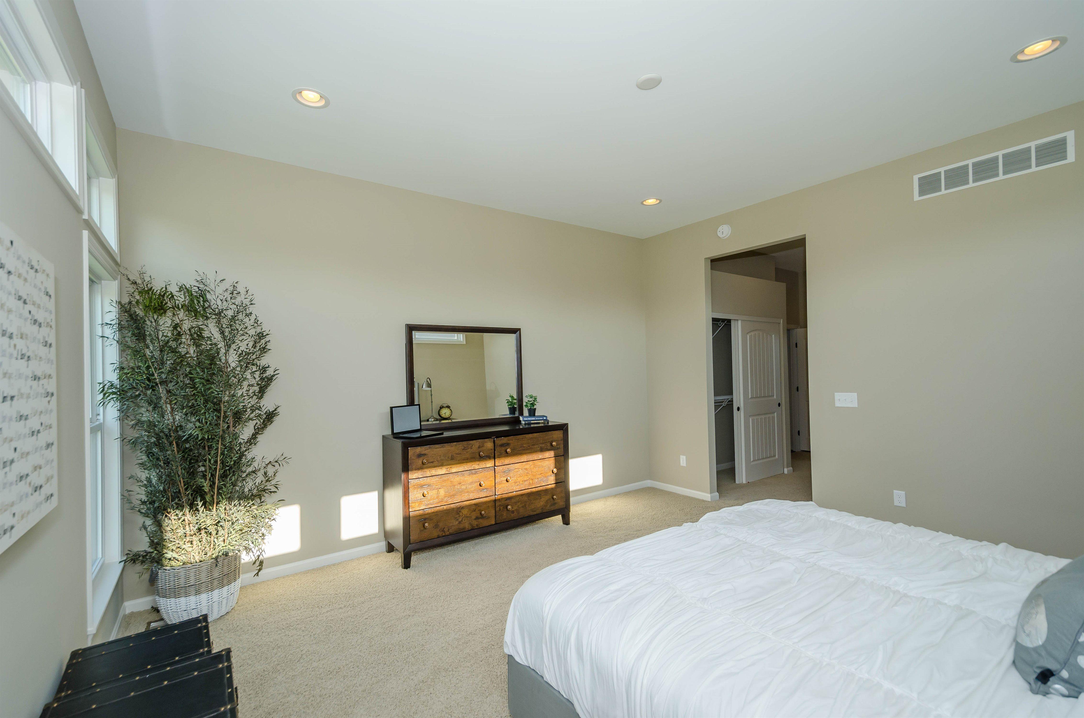 Bedroom featured in the Hayden By Fischer Homes  in Columbus, OH