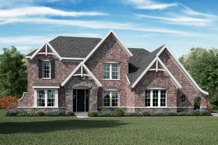 Wedgefield - Chatham Brook at Chatham Hills: Sheridan, Indiana - Fischer Homes