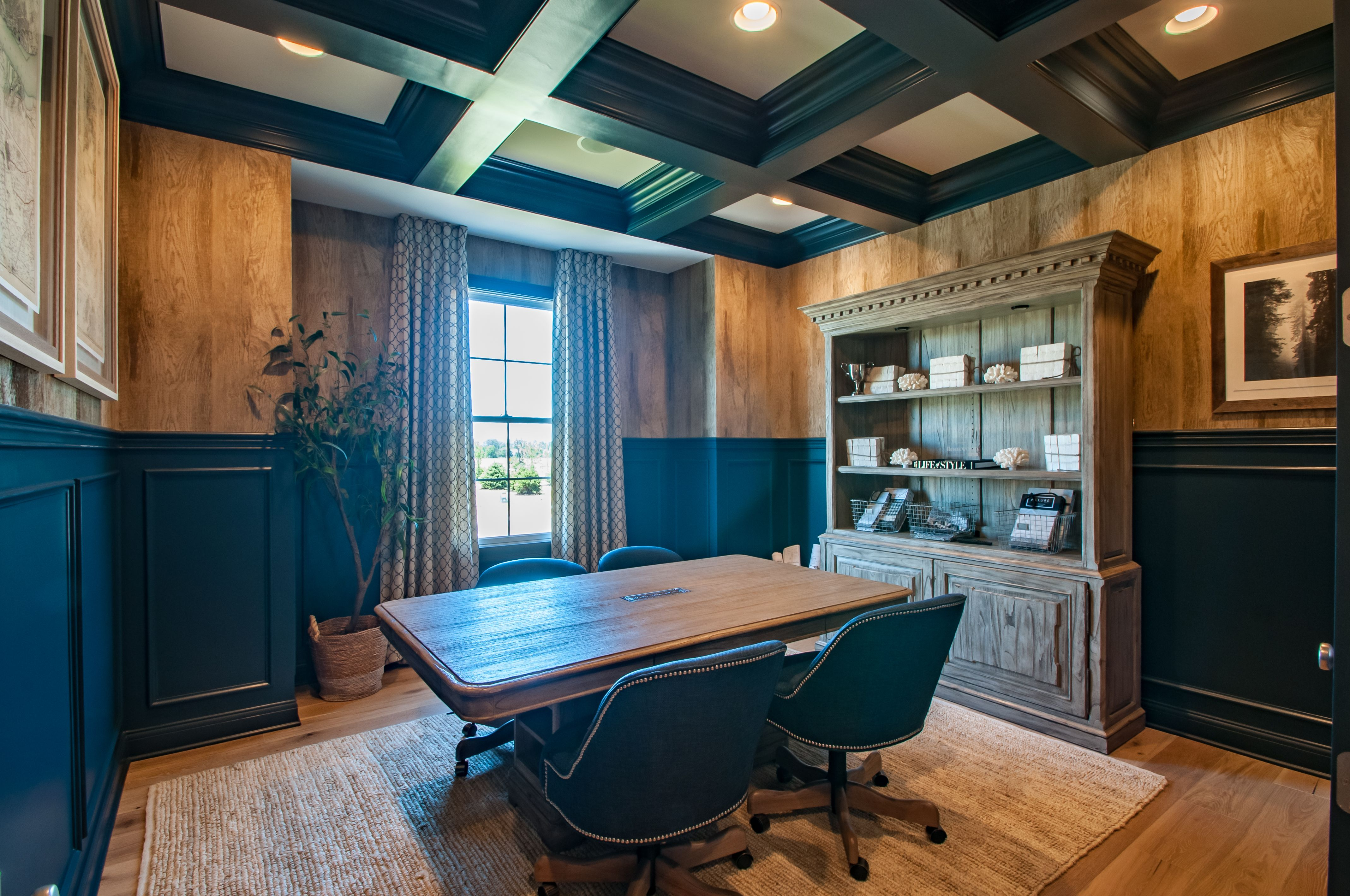 Living Area featured in the Rookwood By Fischer Homes  in Indianapolis, IN