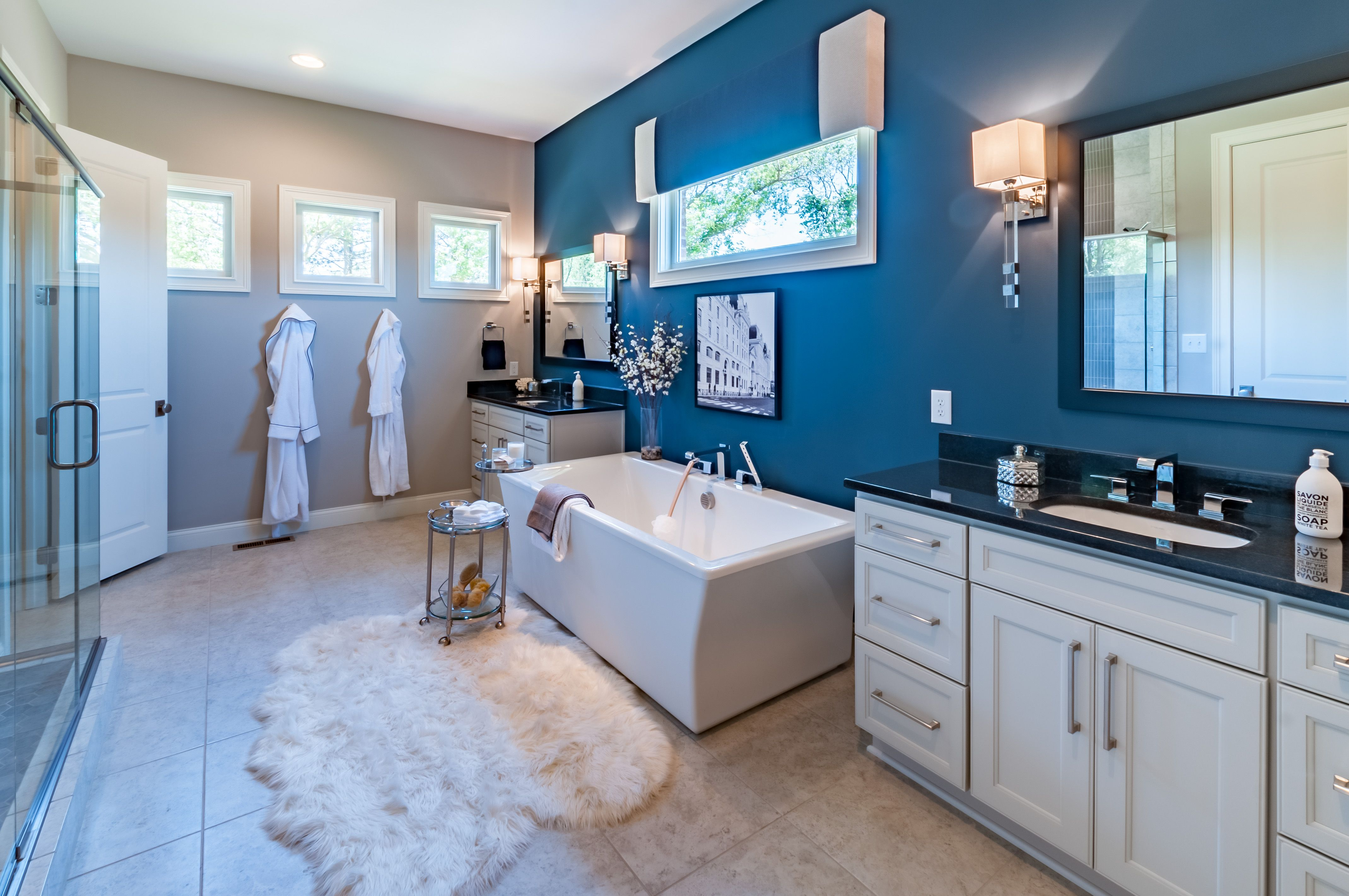Bathroom featured in the Rookwood By Fischer Homes  in Indianapolis, IN