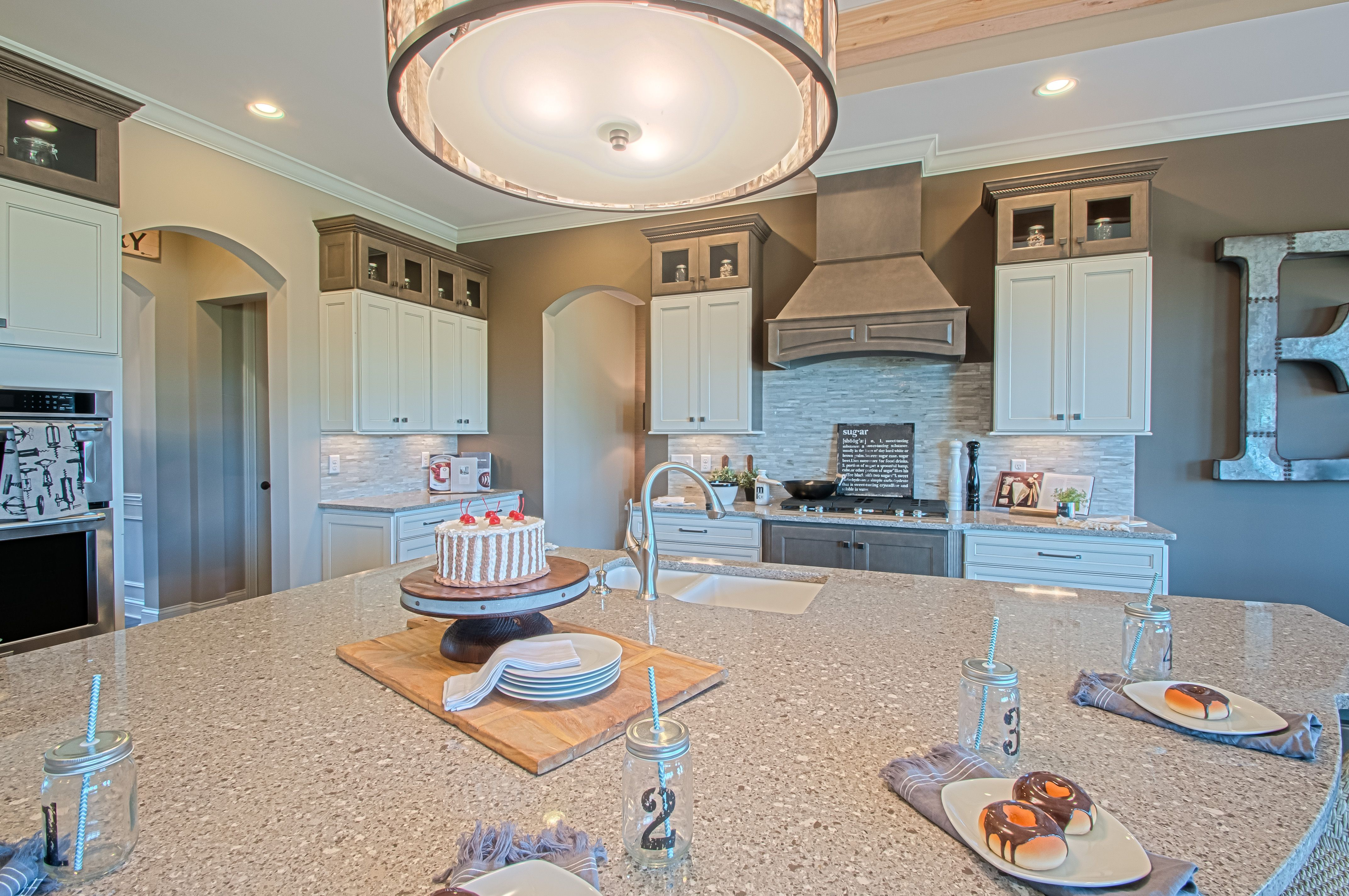 Kitchen featured in the Rookwood By Fischer Homes  in Indianapolis, IN