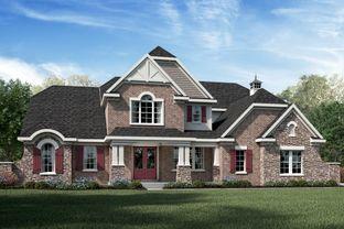 Crestview - Hampshire: Zionsville, Indiana - Fischer Homes