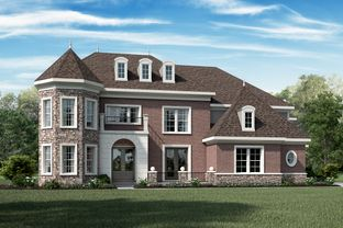 Jameson - Thorpe Creek - The Woods: Fishers, Indiana - Fischer Homes