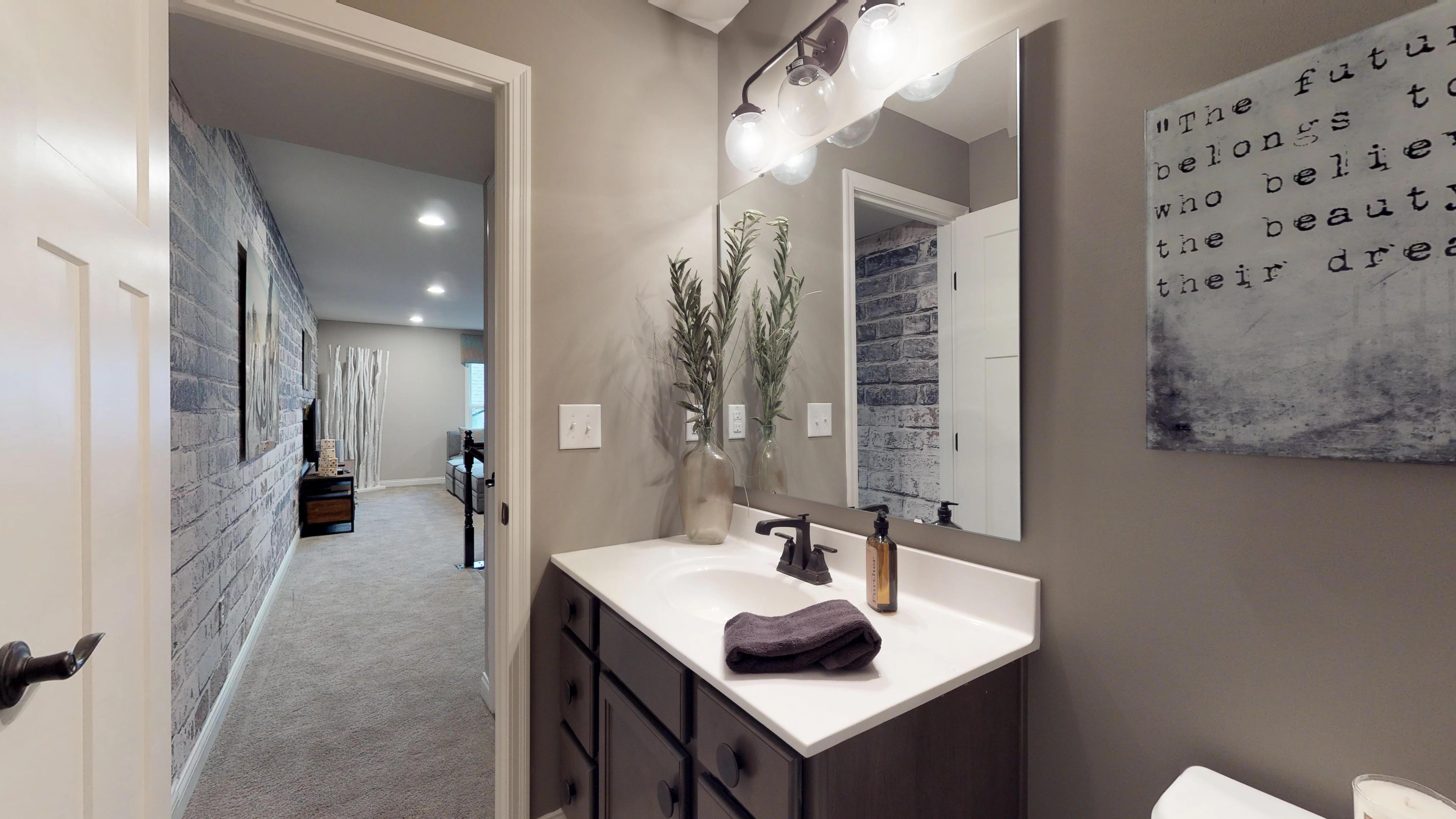 Bathroom featured in the Amelia By Fischer Homes  in Dayton-Springfield, OH