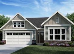 Kiawah - Triple Crown - Preakness Pointe: Union, Ohio - Fischer Homes