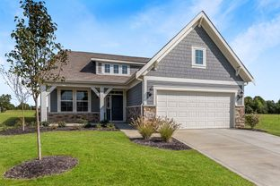 Wilmington - Shaker Run: Lebanon, Ohio - Fischer Homes