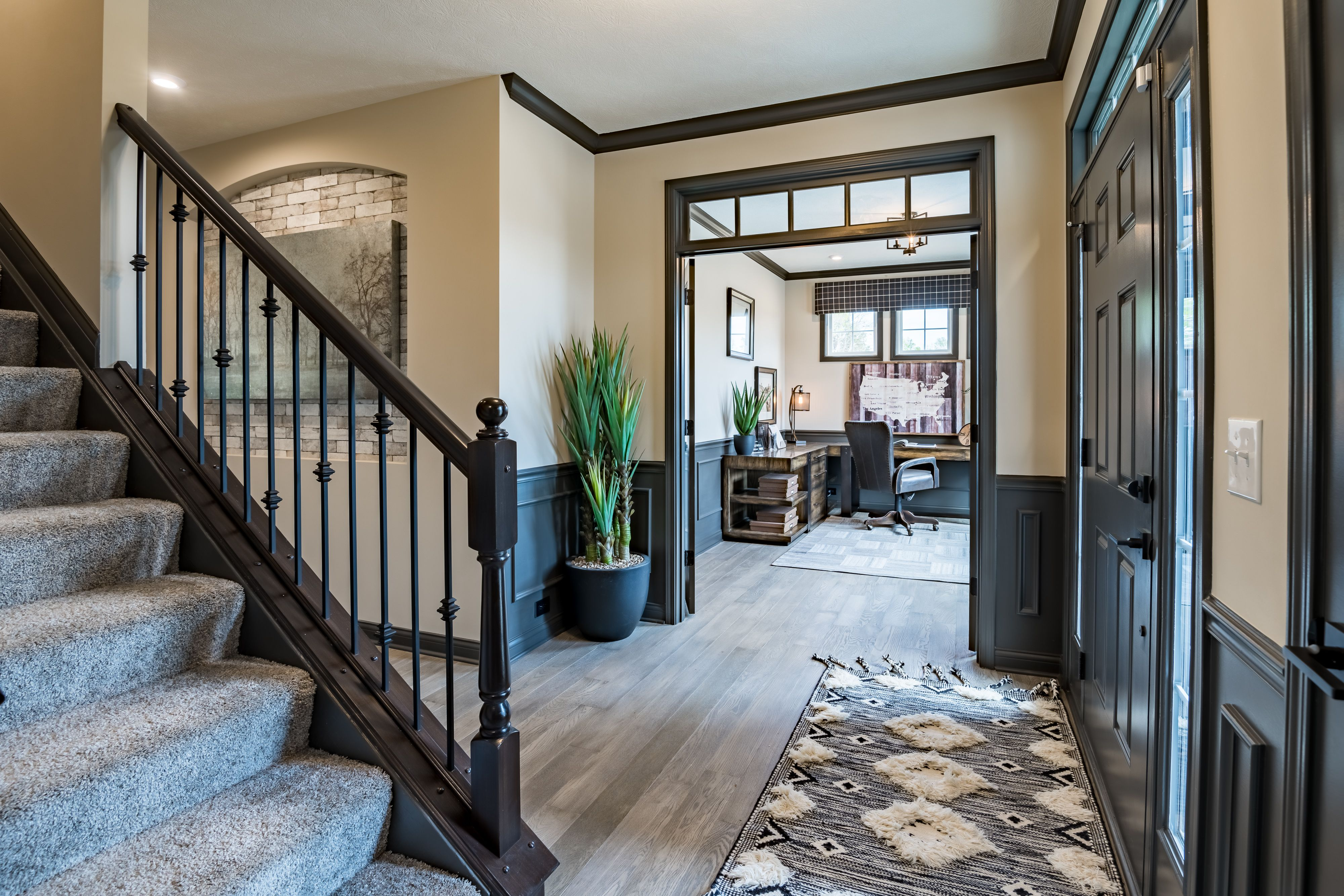 Living Area featured in the Maxwell By Fischer Homes  in Cincinnati, OH