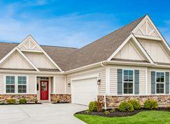 Winthrop - Tuscany: Covington, Ohio - Fischer Homes