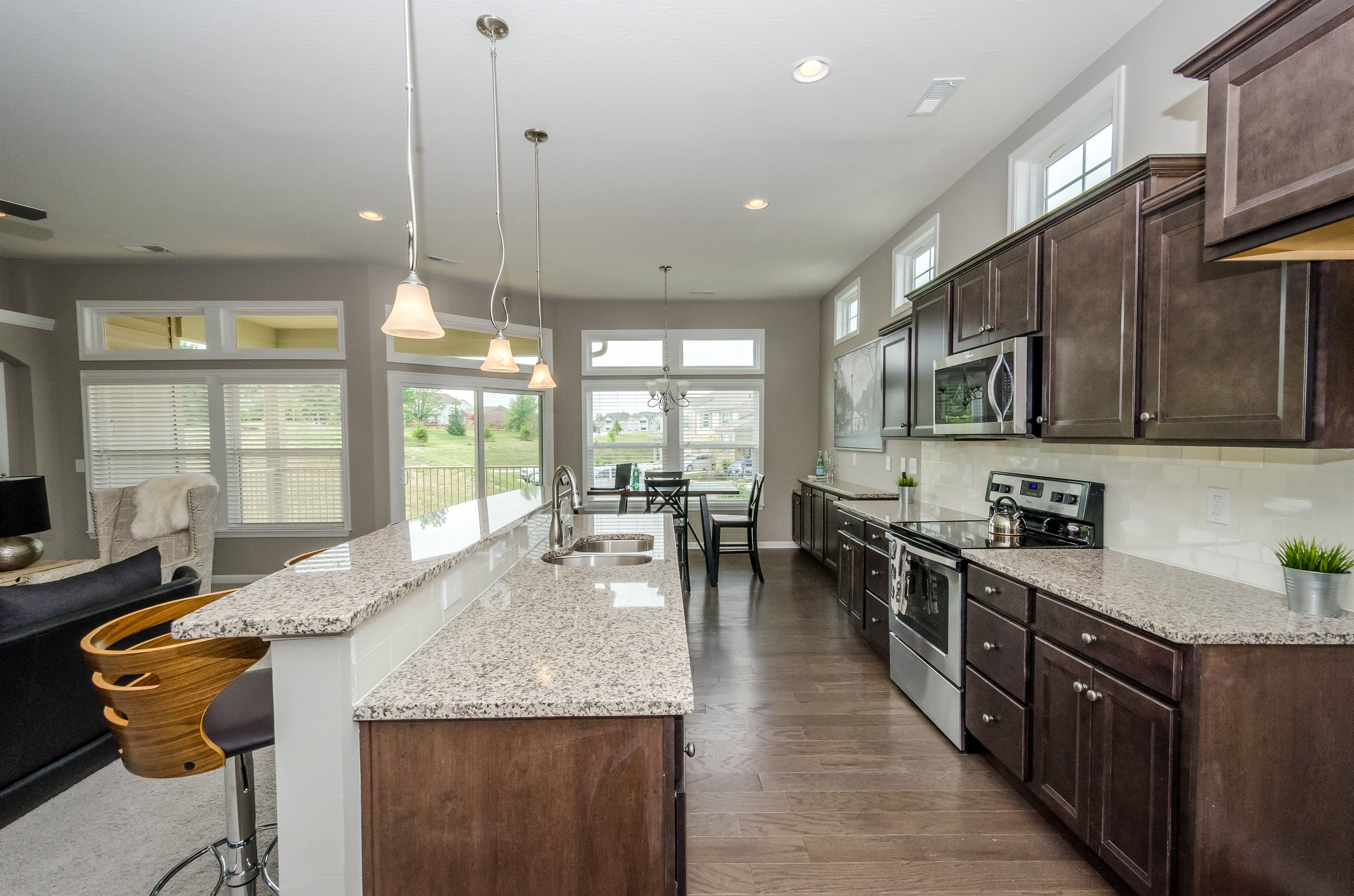 Kitchen featured in the Northport II By Fischer Homes  in Cincinnati, OH