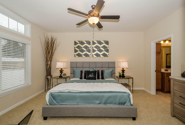 Bedroom featured in the Waterton By Fischer Homes  in Cincinnati, IN