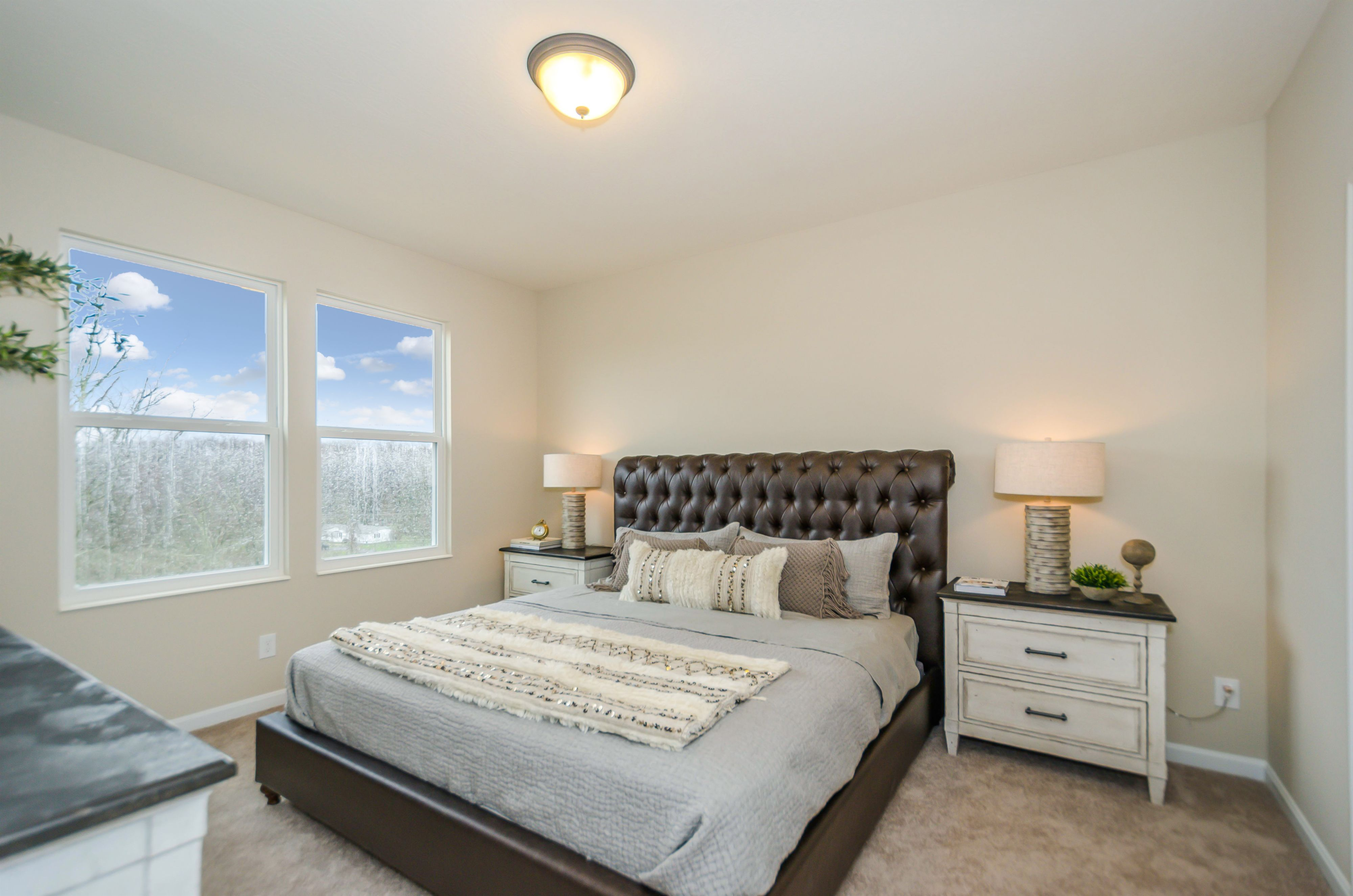 Bedroom featured in the Wembley By Fischer Homes  in Cincinnati, OH
