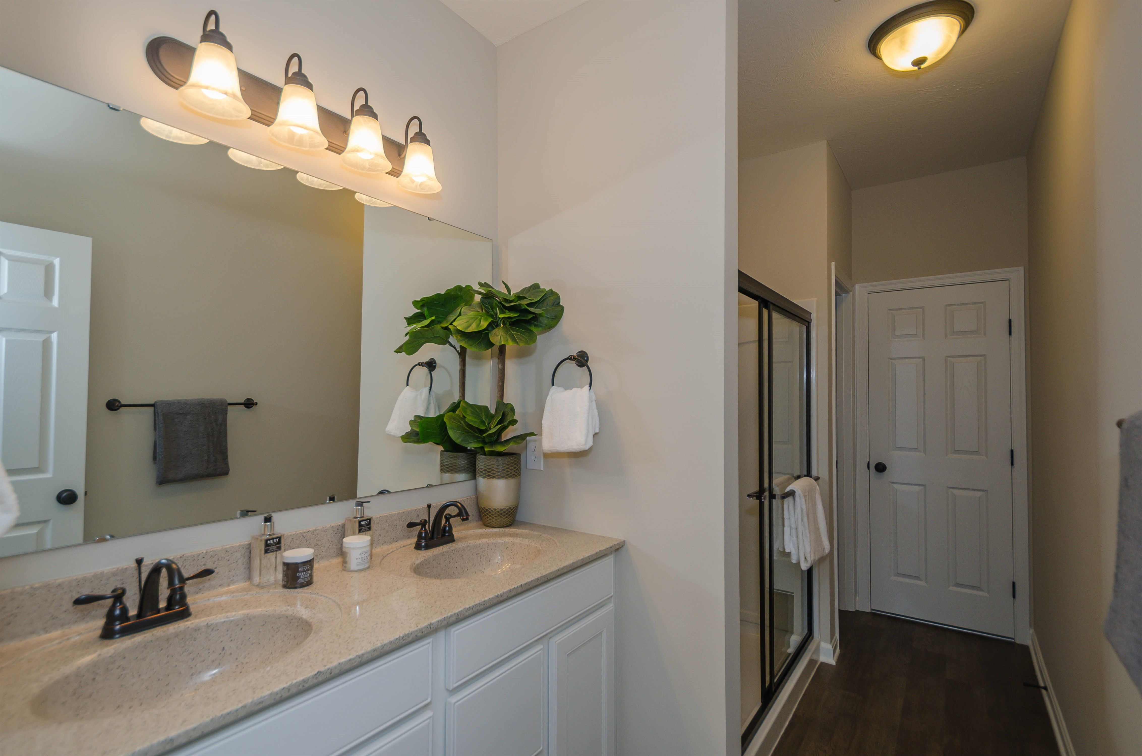 Bathroom featured in the Wembley By Fischer Homes  in Cincinnati, OH