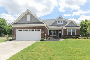 Portland - Nottingham at The Villages of Oak Manor: Westfield, Indiana - Fischer Homes