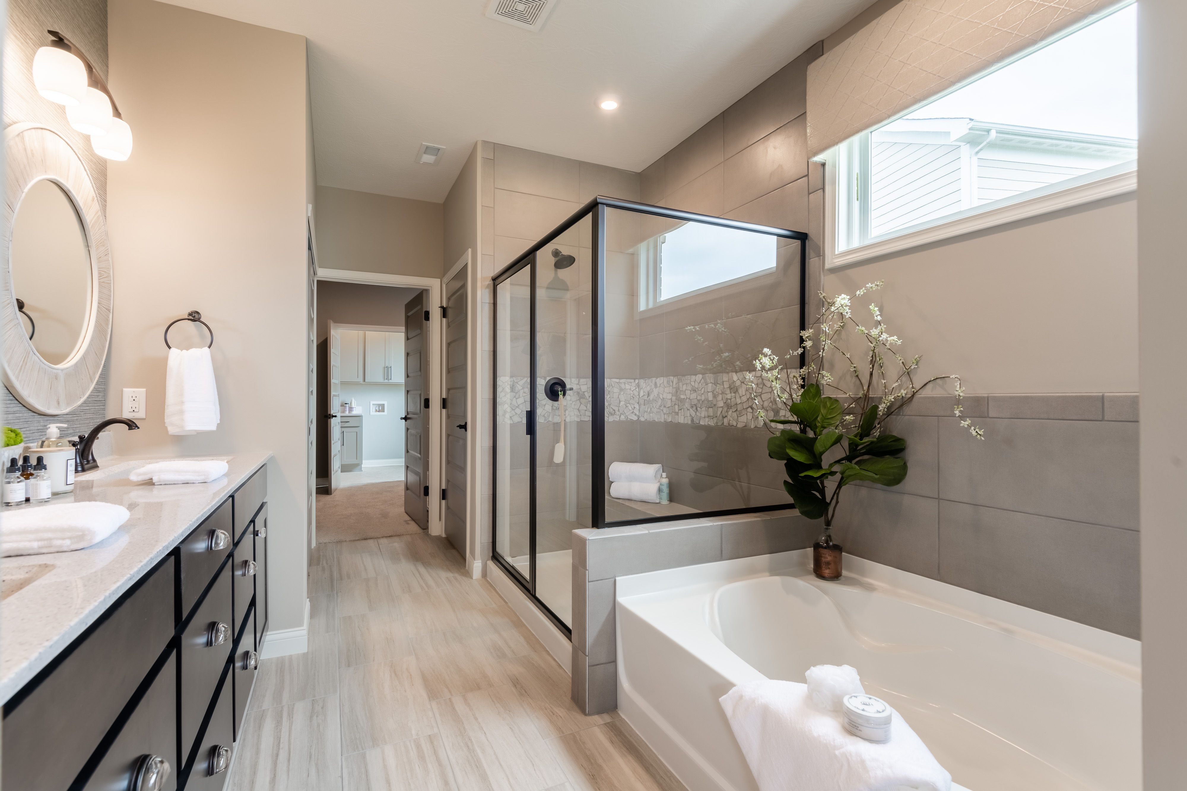 Bathroom featured in the Portland By Fischer Homes  in Columbus, OH