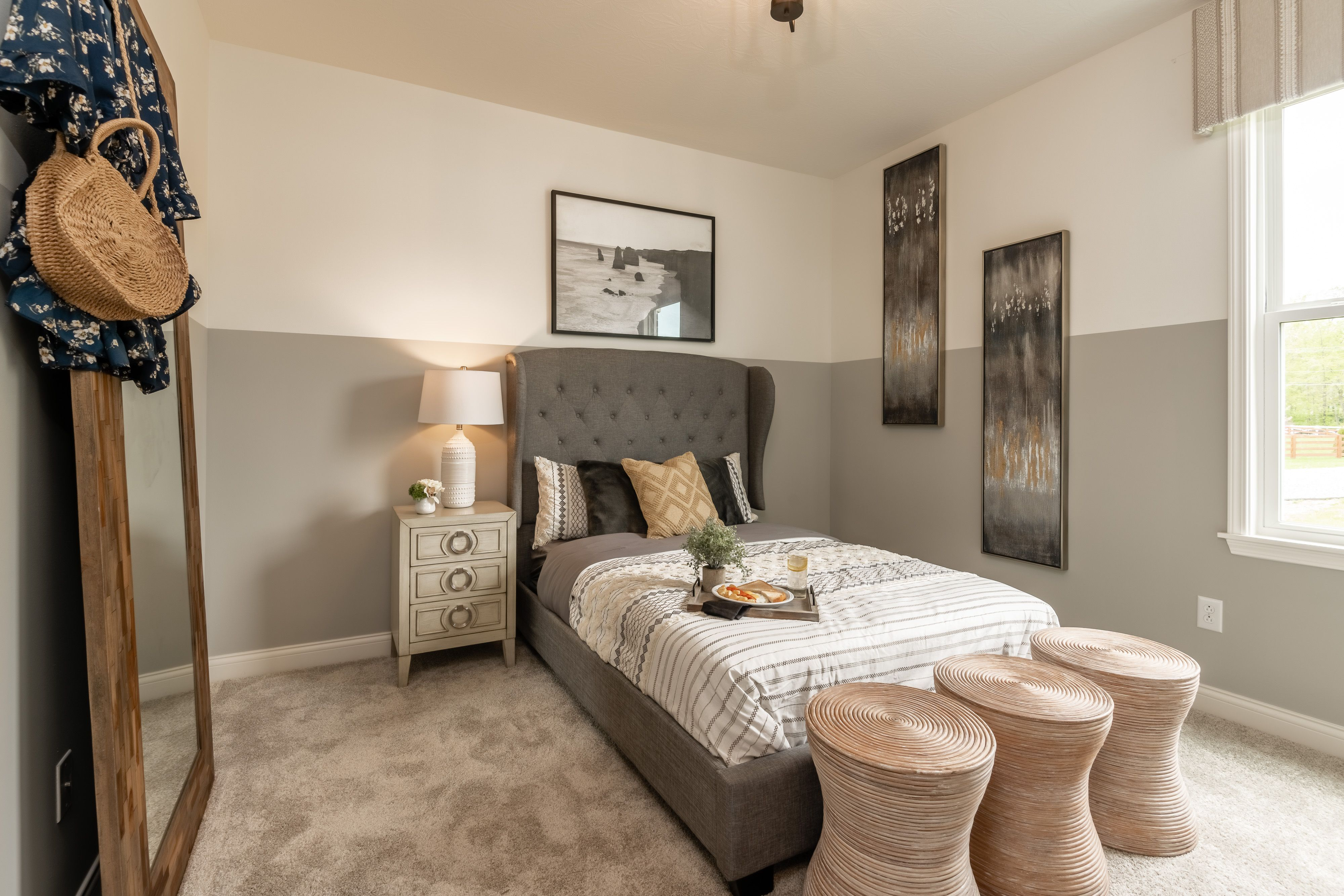 Bedroom featured in the Portland By Fischer Homes  in Columbus, OH