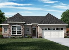Baybridge - Nottingham at The Villages of Oak Manor: Westfield, Indiana - Fischer Homes