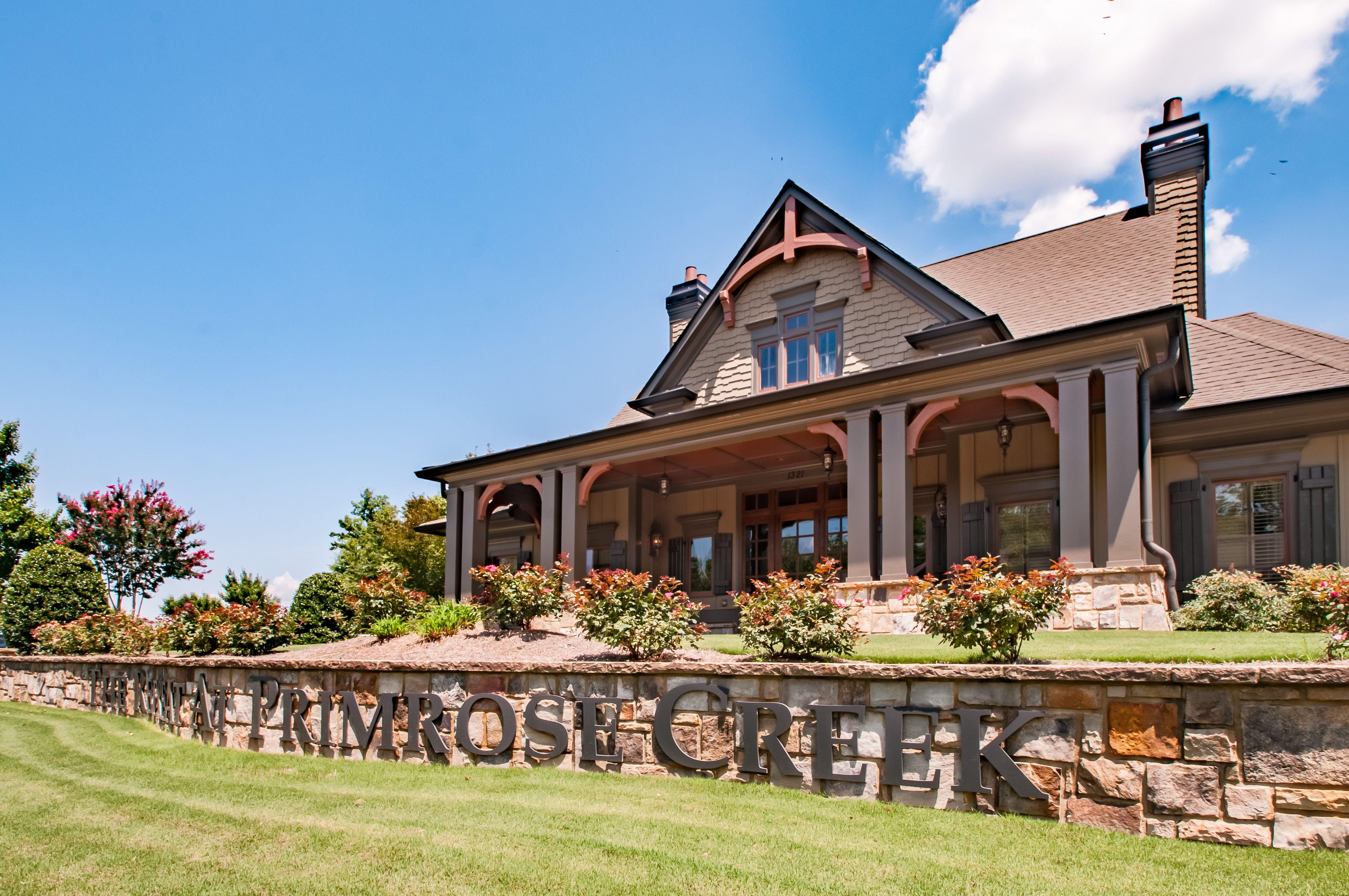 'Primrose Creek' by Fischer Homes  in Atlanta