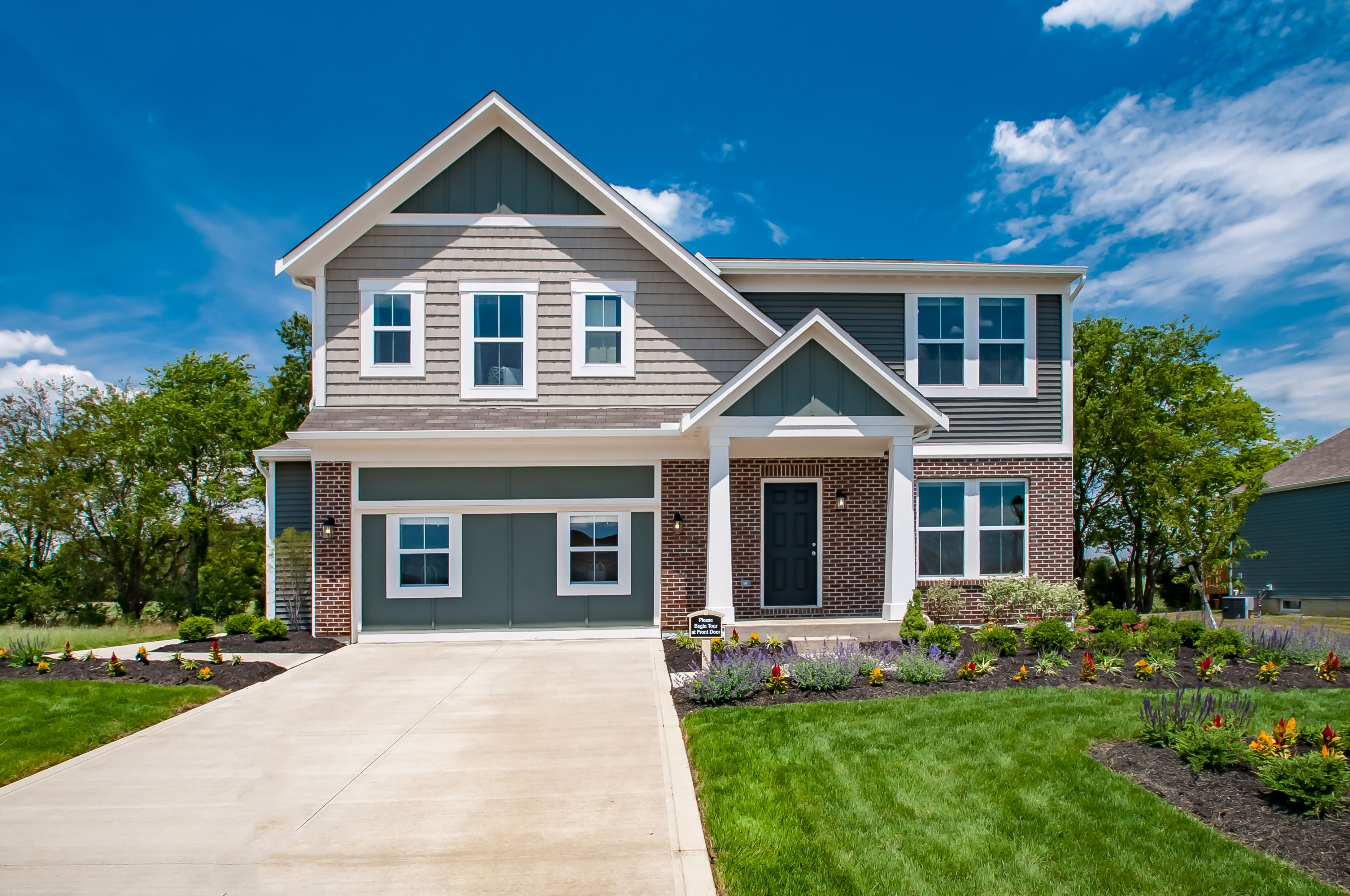 'The Settlement' by Fischer Homes  in Indianapolis