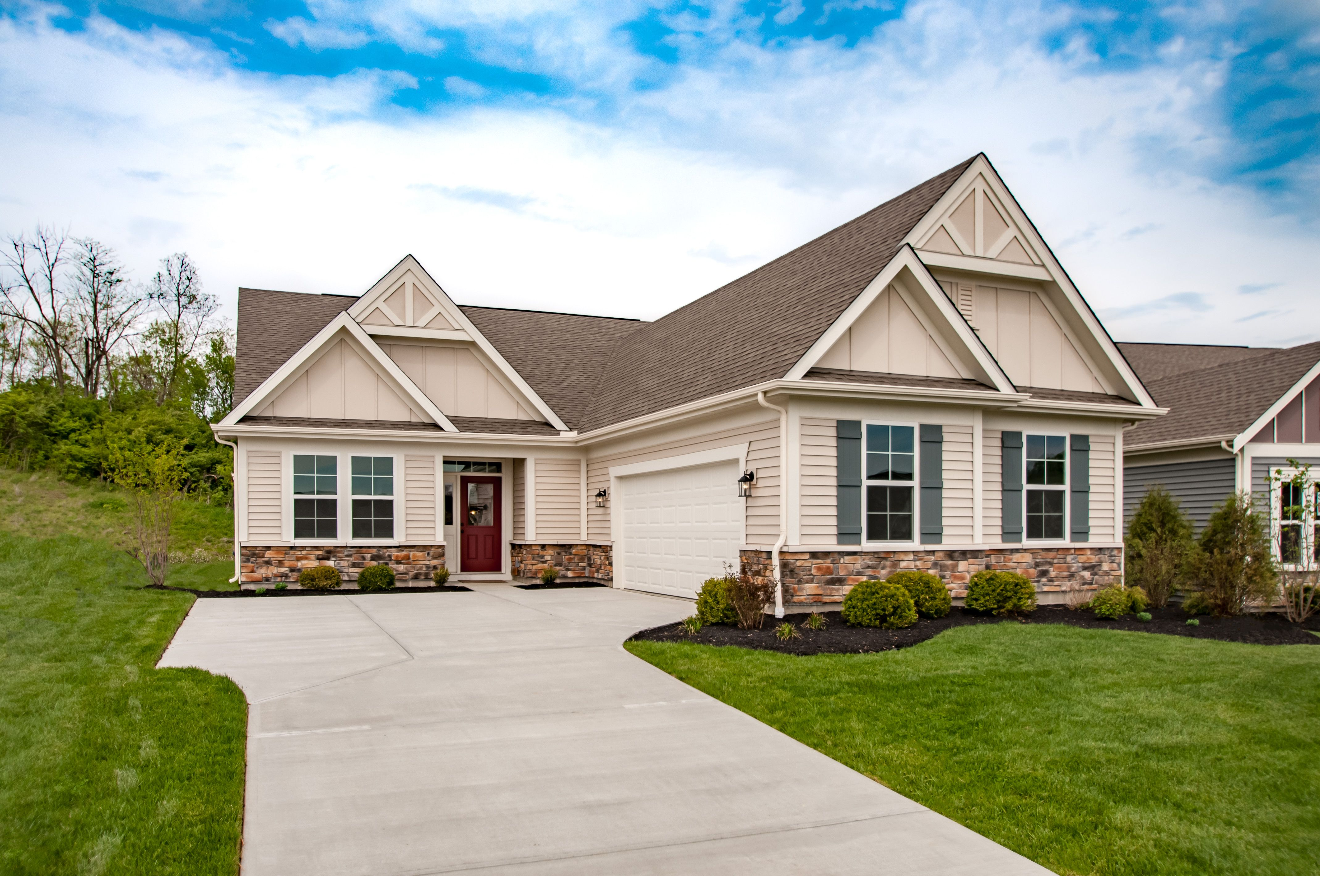 'Villas at Cumberland' by Fischer Homes  in Columbus