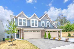 Hudson - Tuscany: Covington, Ohio - Fischer Homes