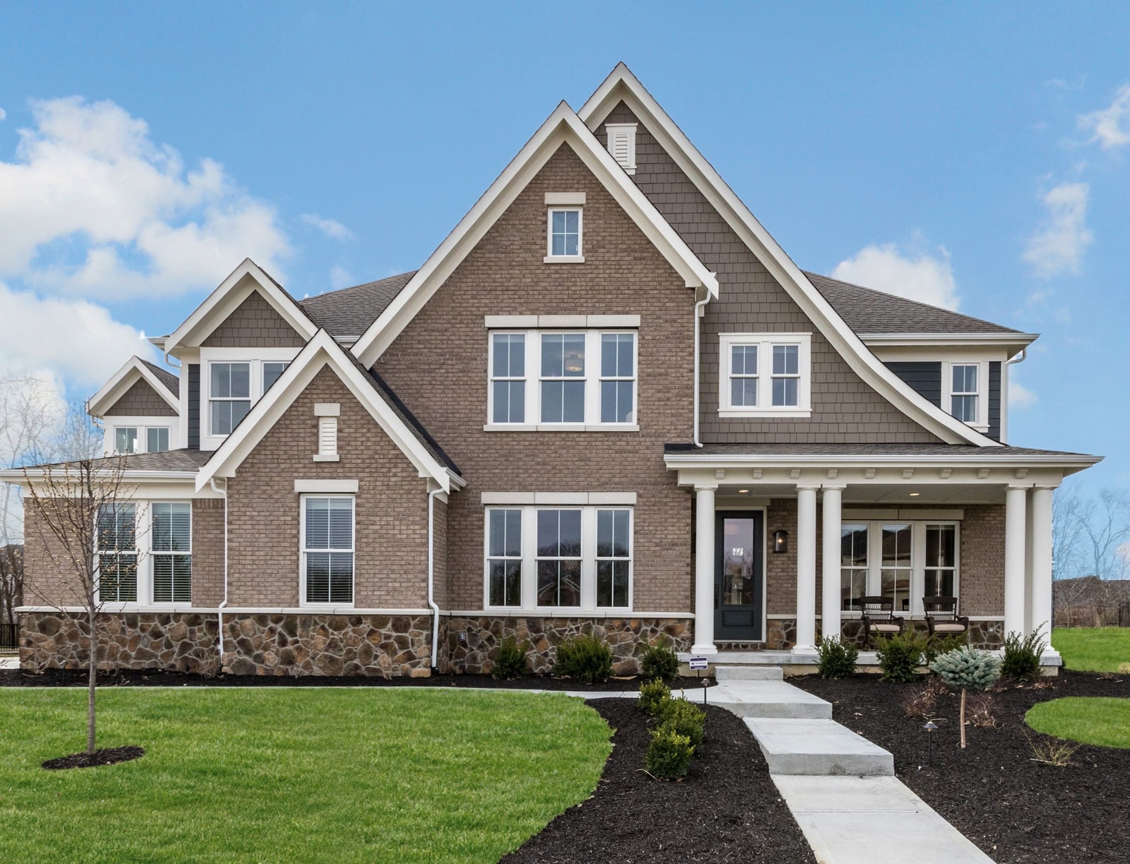 'Hampshire' by Fischer Homes  in Indianapolis