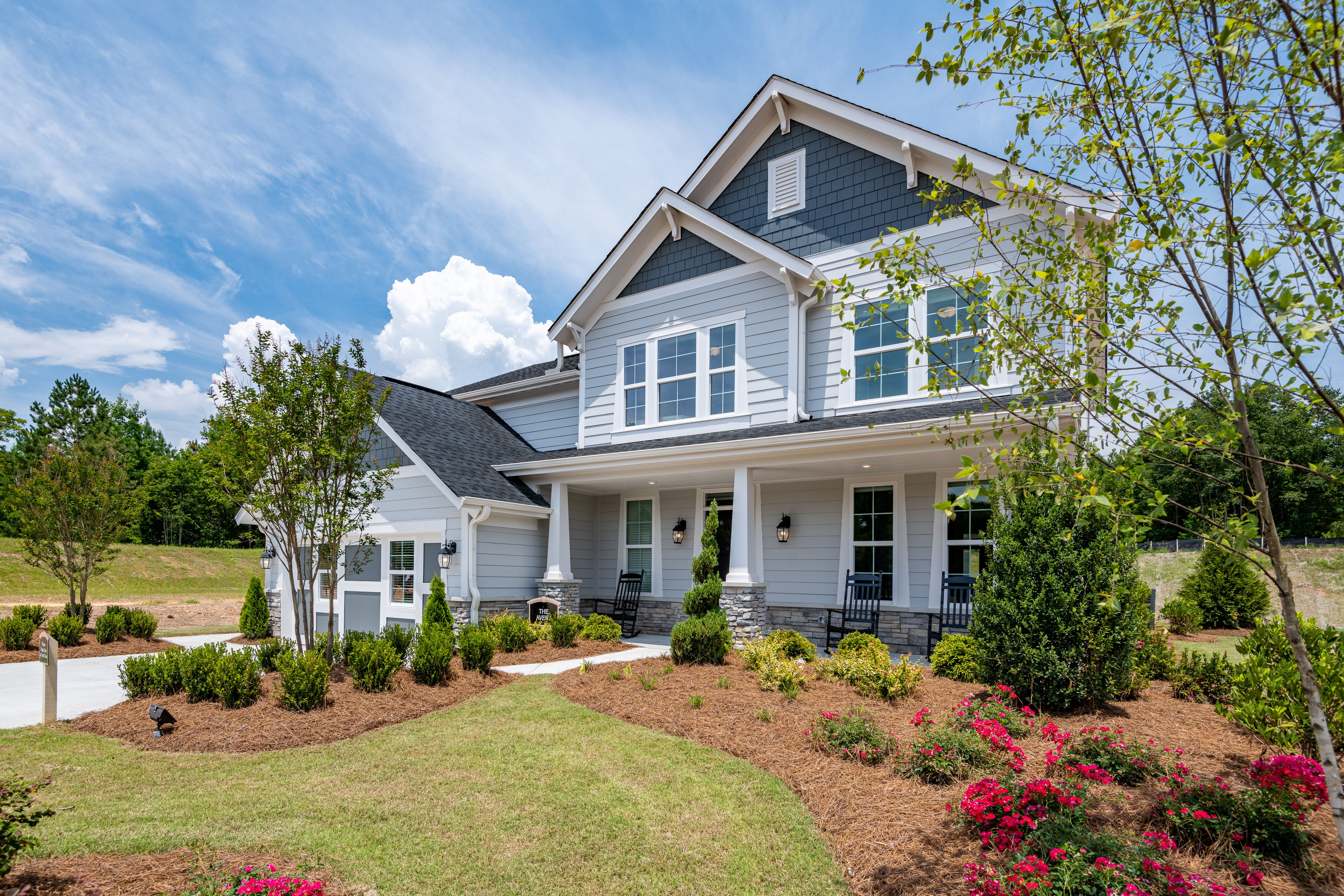 'Twin Lakes' by Fischer Homes  in Atlanta