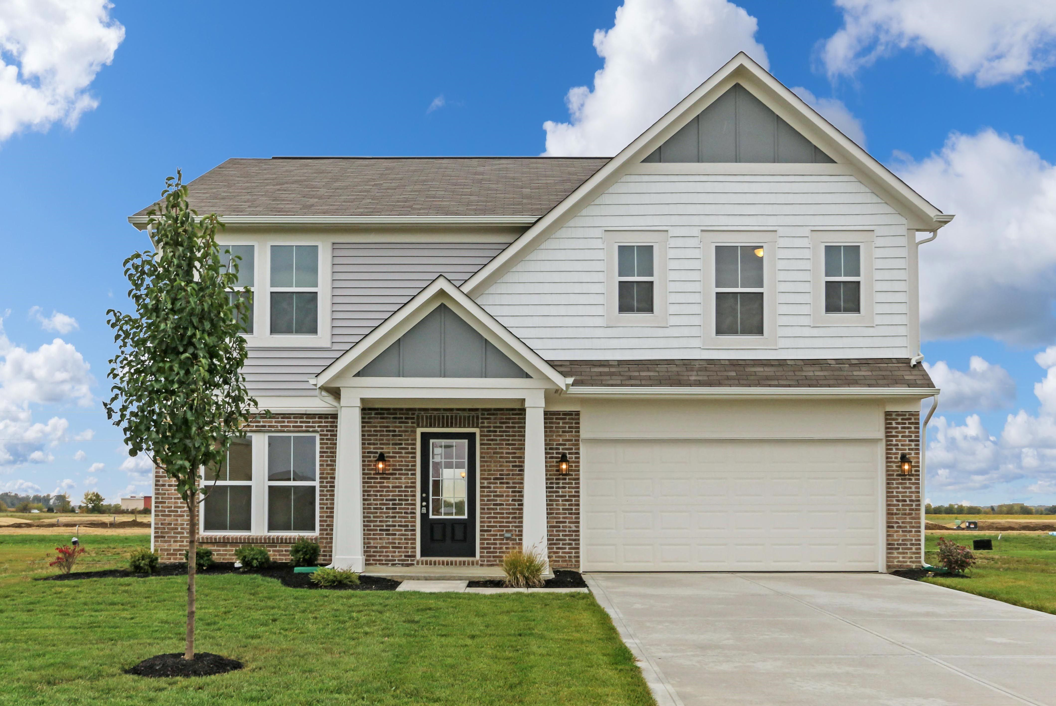 'Meadows of Brookville' by Fischer Homes  in Dayton-Springfield
