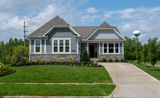 The Enclave at Lyster Lane by Fischer Homes in Indianapolis Indiana