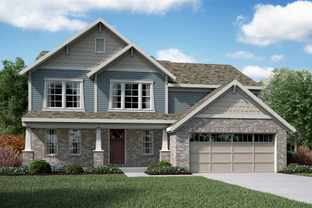 Avery - Arcadia: Alexandria, Ohio - Fischer Homes