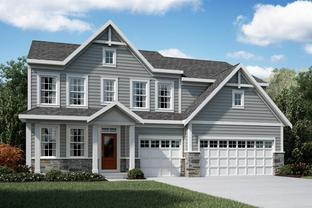 Mitchell - Lexington Run - Derby Place: Batavia, Ohio - Fischer Homes