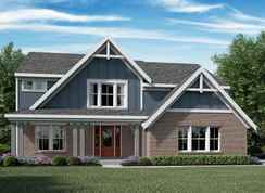 Blair - Sawgrass: Hebron, Ohio - Fischer Homes