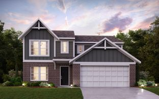 Fairfax - Henley Woods: Arnold, Missouri - Fischer Homes