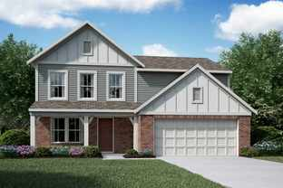 Greenbriar - Greenbrook: Independence, Ohio - Fischer Homes