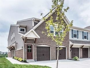 Wexner - The Shire At Arcadia: Alexandria, Ohio - Fischer Homes