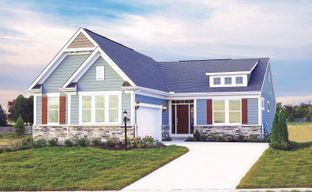 Goldwell at Northstar by Fischer Homes in Columbus Ohio