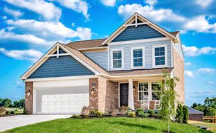 Farmstead - Maple Street by Fischer Homes in Columbus Ohio