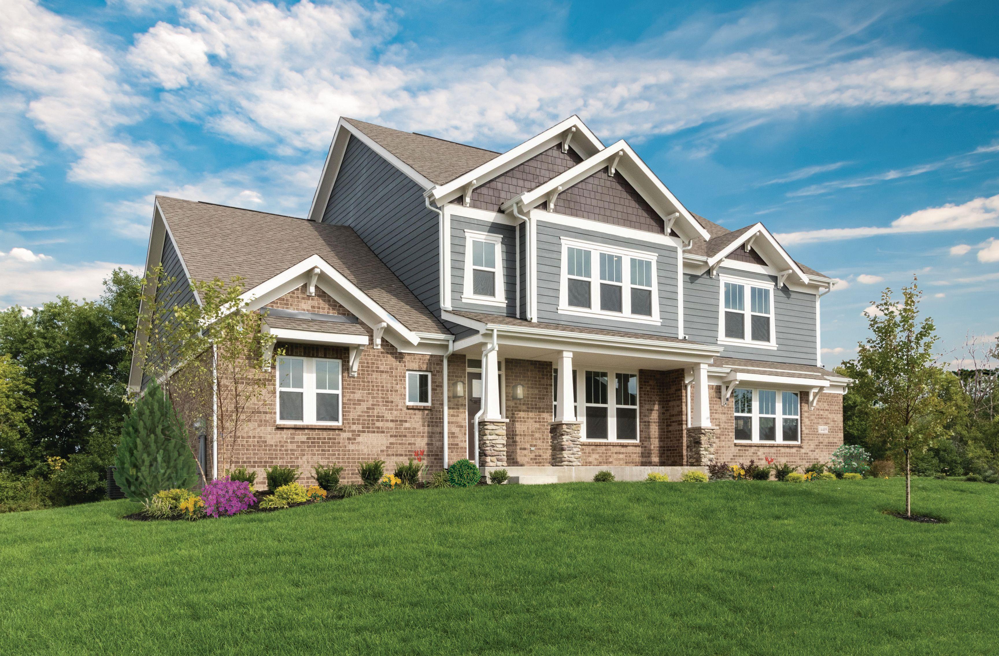 'Lexington Run - Derby Place' by Fischer Homes  in Cincinnati