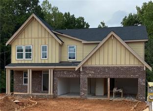 Quinn - Springbrook Estates: Powder Springs, Georgia - Fischer Homes
