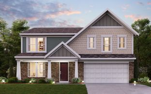 Cumberland - Henley Woods: Arnold, Missouri - Fischer Homes