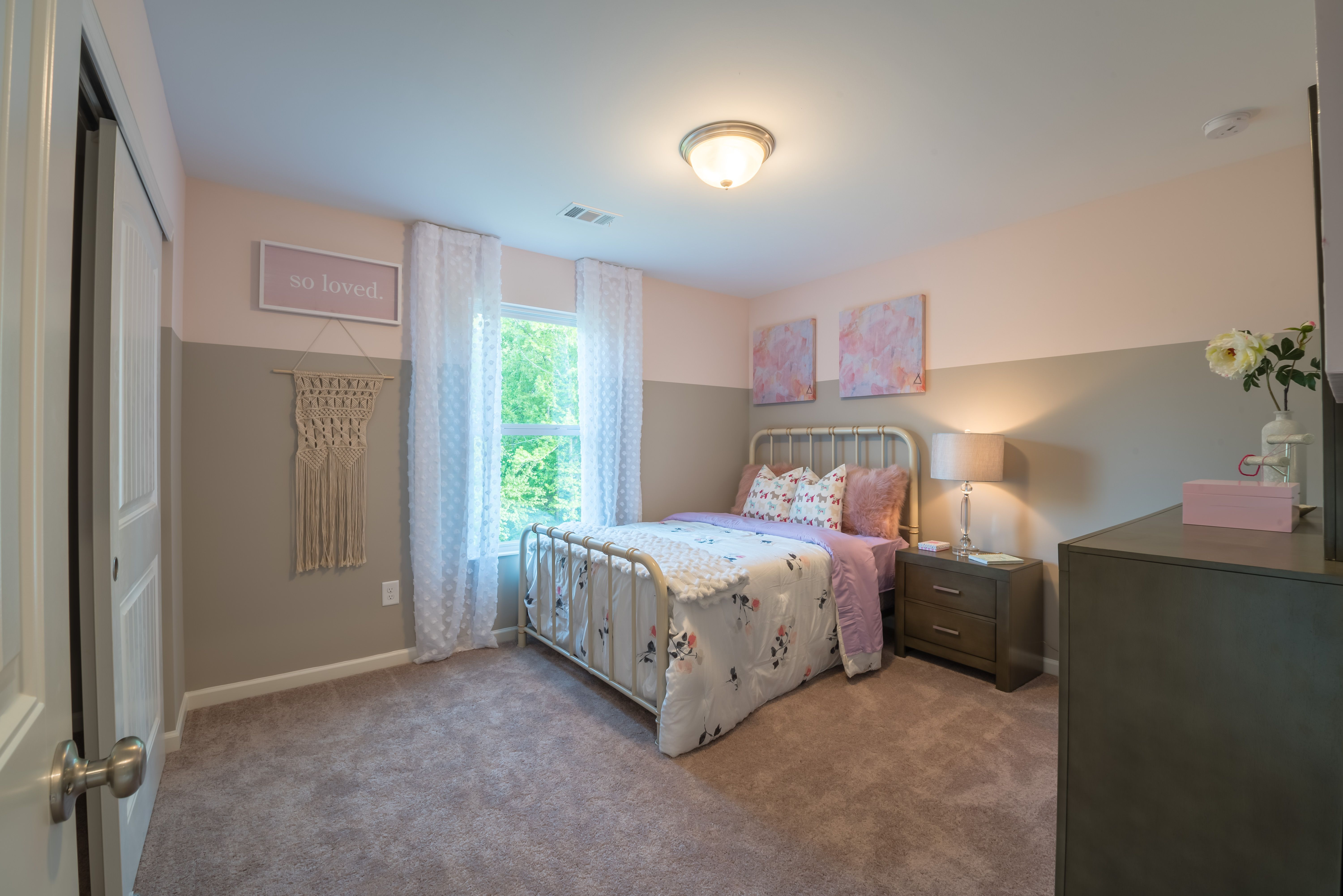 Bedroom featured in the Cumberland By Fischer Homes  in Louisville, KY