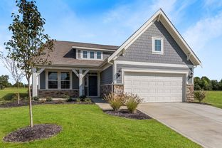 Wilmington - Retreat At Mill Grove: Noblesville, Indiana - Fischer Homes