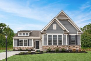 Maxwell - Villas at Cumberland: Pataskala, Ohio - Fischer Homes